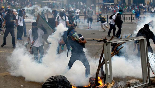 Transparencia Internacional teme mayor represión en Venezuela tras decreto de Maduro