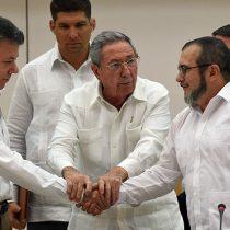 Gobierno y las FARC firman acuerdo de paz para poner fin al conflicto en Colombia