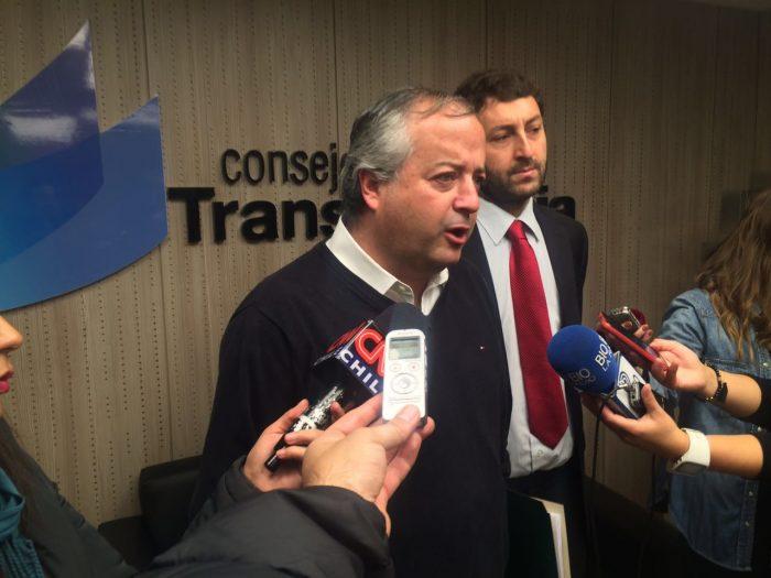 Diputados de Chile Vamos piden al Consejo para la Transparencia detalles sobre el Proceso Constituyente