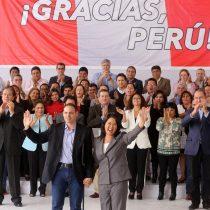Keiko Fujimori reconoce su derrota y le desea