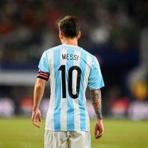 El fuerte operativo en redes sociales para que Messi no se vaya