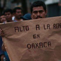 México: las dudas sobre el uso de la fuerza policial que deja el enfrentamiento con profesores