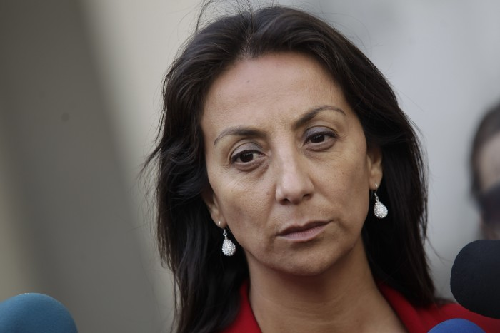 Así fue el intenso round entre Cecilia Pérez y Carolina Goic por declaraciones de Piñera sobre la DC