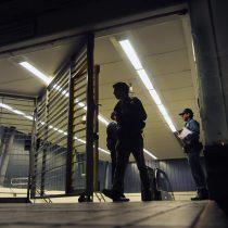 Músico apuñaló a un vigilante del Metro que lo sacó de un tren