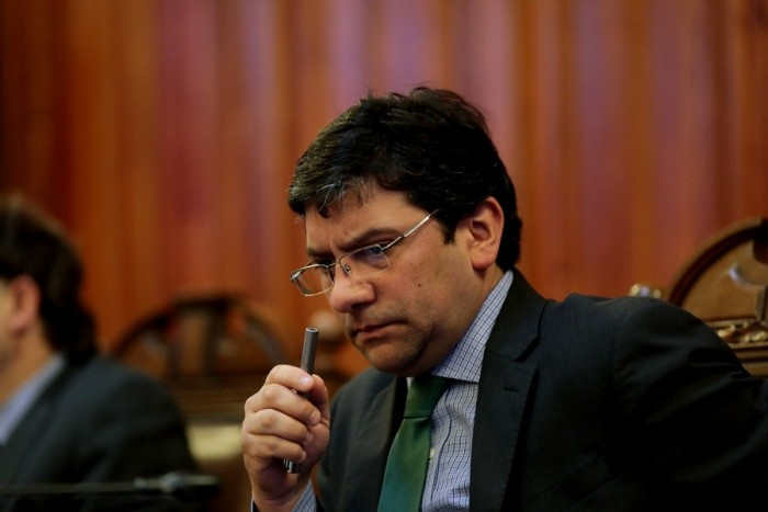 Ministro de Medioambiente pide cumplir las normas anti contaminación: