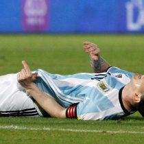 El columnista argentino que no se compra la renuncia de Messi y critica el ninguneo trasandino a Chile