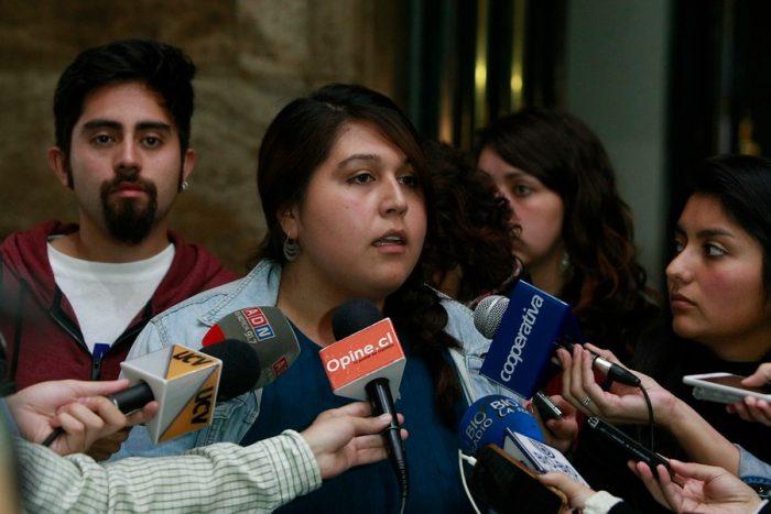 Estudiantes de la Confech piden autorización para marchar por Providencia este jueves