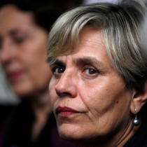"""Lorena Fries le pone la lápida a Bachelet: """"Es un error la querella por injurias o calumnias"""""""