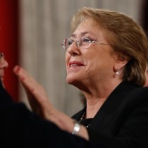 """Bachelet, el Estado de derecho y la defensa de la """"Presidencia"""""""