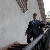 Marcelo Díaz por investigación de Fiscalía a ex ministro Insunza: