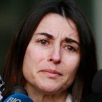 Señora de Orpis rompe en lágrimas ante prisión preventiva decretada contra el senador desaforado: