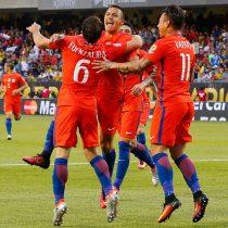Suspenso: Chile gana por dos goles a Colombia pero el partido está detenido por mal tiempo