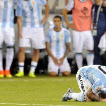 [VIDEO] El otro lado de la vereda: relatores argentinos sufren con una nueva derrota de su selección