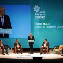 En Frutillar se inauguró la III Cumbre Empresarial de la Alianza del Pacífico