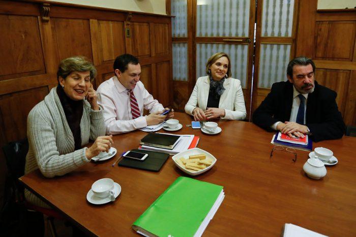 Nueva Mayoría cierra acuerdo para enfrentar las elecciones municipales en 345 comunas
