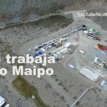 La polémica central hidroeléctrica que amenaza el agua potable de Santiago