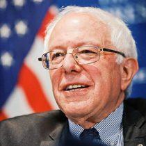 Bernie Sanders critica al modelo económico global: