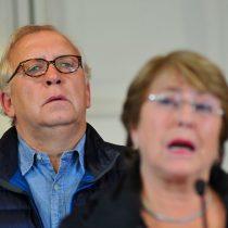 Bachelet se aburrió de Burgos: polémico ministro sale de Interior tras gestión llena de roces con la Presidenta