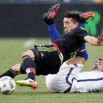 México gana a la Roja con gol de