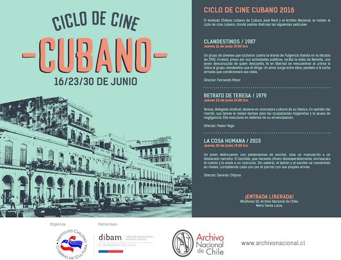 Ciclo de Cine Cubano