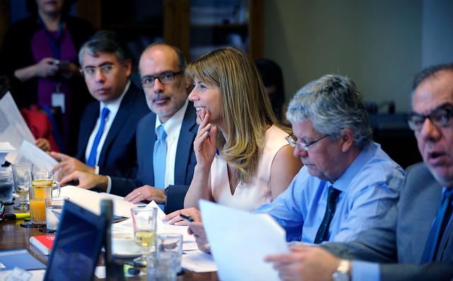 Comisión del Trabajo aprobó veto presidencial a la Reforma Laboral