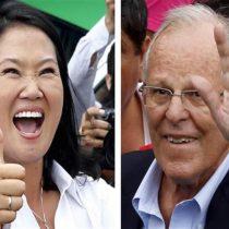Elecciones Perú: segundo avance de números oficiales le dan una ventaja mínima a Kuczynski sobre Keiko Fujimori en el balotaje