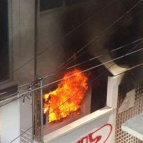 [VIDEO] Profesores incendian las oficinas de la Secretaría de Educación en México en rechazo a la reforma educativa