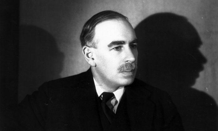 Keynes: el cambio de paradigma inconcluso