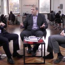 La Mesa - Fernando Larraín y Eugenio Rivera debaten los pro y los contra de una AFP estatal