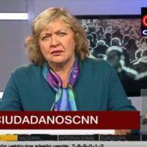 Mónica González impactada por juicio a asesino de Víctor Jara en EE.UU.