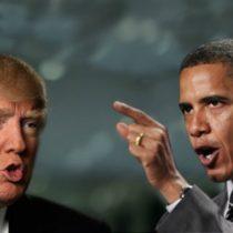 Obama y Trump se reúnen en la Casa Blanca