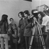 Beatriz Lapido, la musa de Raúl Ruiz, que aún no puede ver Palomita Blanca en pantalla grande
