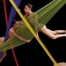 RESULTADO CONCURSO: Entradas dobles obra de danza aérea