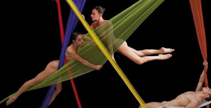 """RESULTADO CONCURSO: Entradas dobles obra de danza aérea """"Trilogía Divina Comedia"""" de la compañía No Gravity"""
