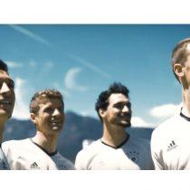 Adidas opta por promocionarse con estrellas en vez de clubes
