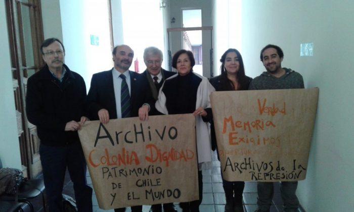 Archivos de Colonia Dignidad fueron declarados Monumento Nacional