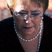 Cadem: aprobación de Bachelet alcanza su registro histórico más bajo