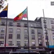 [VIDEO] Bandera mapuche flameó en lo alto de la Plaza de la Independencia de Concepción como previa al We Tripantu