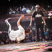 La competencia de break dance más importante del mundo llevará a chileno a representar al país en Japón