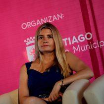 Carolina Lavín baja su candidatura por la alcaldía de Santiago: