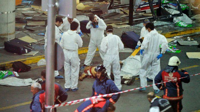 Día de luto nacional por atentado del aeropuerto de Estambul