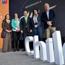 Gobierno lanza nuevo sitio web para incentivar las visitas de turistas extranjeros a Chile