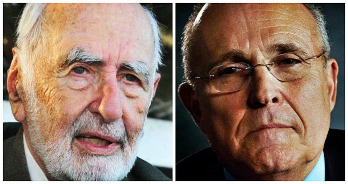 Rudolph Giuliani en Chile: ventanas rotas, tolerancia cero y la agenda de Paz Ciudadana