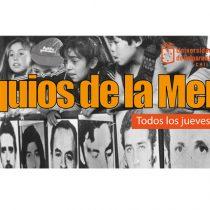 Mesa Género y violencia política en Coloquios de la Memoria en Parque Cultural Valparaíso, 23 de junio. Entrada liberada