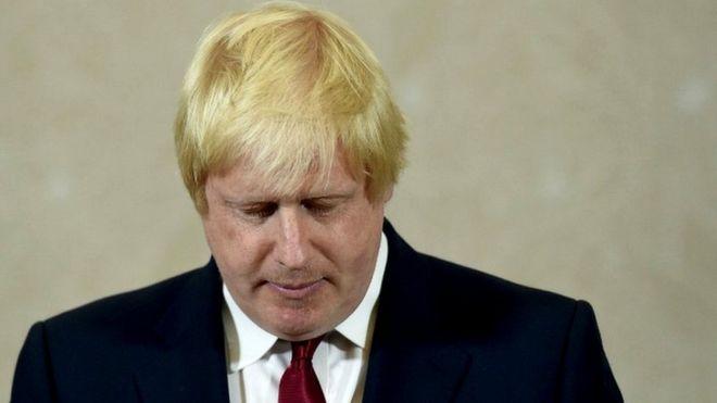 Boris Johnson, primer ministro británico, da positivo por Covid