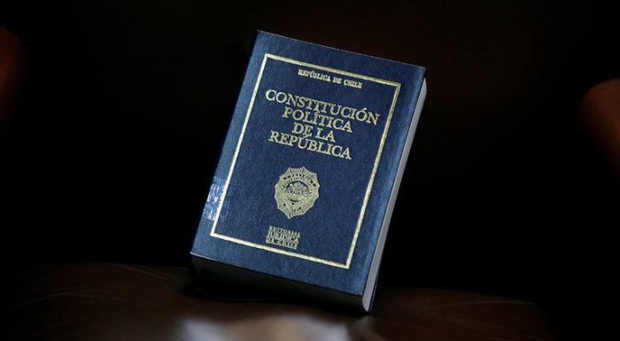 ¿Y dónde está la nueva constitución?