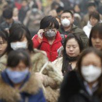 Informe de la OMS: nueve de cada diez personas en el mundo respira aire contaminado