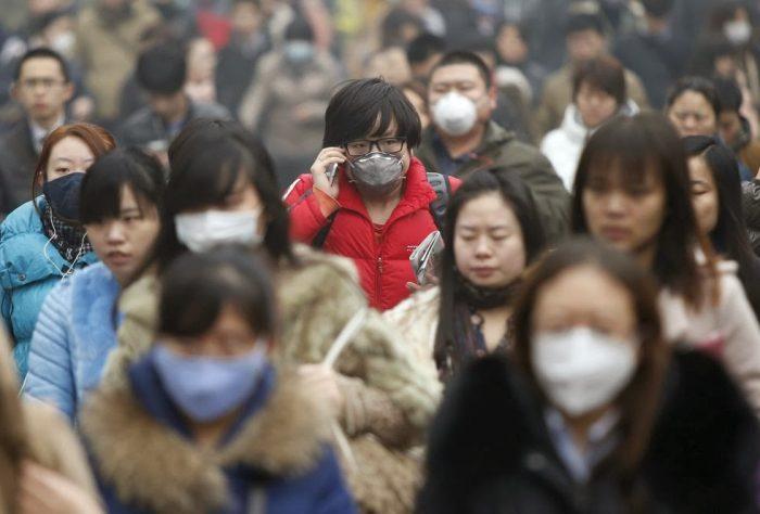 2060, el año en que se duplicarán y hasta triplicarán las muertes por contaminación del aire