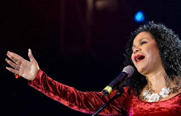 """Concierto """"Eva Ayllón, Ritmos negros del Perú"""" en Teatro Oriente, 25 de junio"""