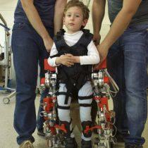[VIDEO] Investigadores españoles crean un exoesqueleto diseñado para niños con atrofia muscular espinal
